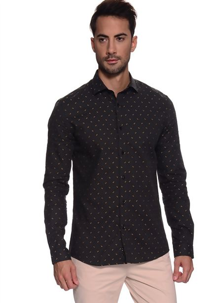 89,99 TL fiyatına Penford Desenli Gömlek