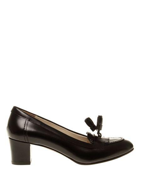 159,99 TL fiyatına Cotton Bar Siyah Topuklu Ayakkabı
