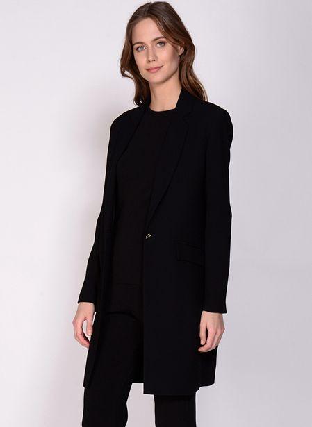 189,99 TL fiyatına House Of Camellia Siyah Kadın Ceket