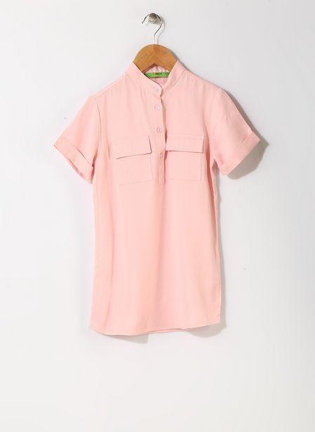 59,99 TL fiyatına Limon Cepli Elbise