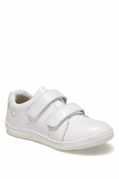 205,92 TL fiyatına 131500  Beyaz Kız Çocuk Casual Ayakkabı