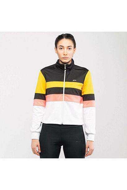99,88 TL fiyatına ROLLER Kadın Sweat Shirt Siyah / Beyaz