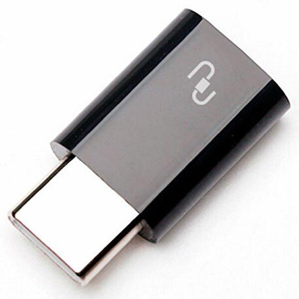 29,9 TL fiyatına Xiaomi USB Type-C Micro USB Çevirici Adaptör