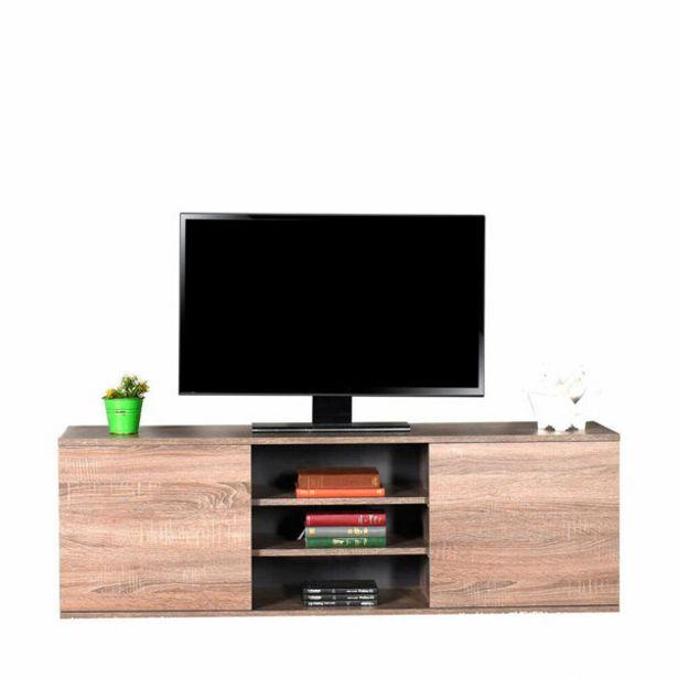 679,9 TL fiyatına Adore Flat Line Max TVC-520-LL-1 İki Kapaklı Üç Bölmeli Tv Sehpası Latte