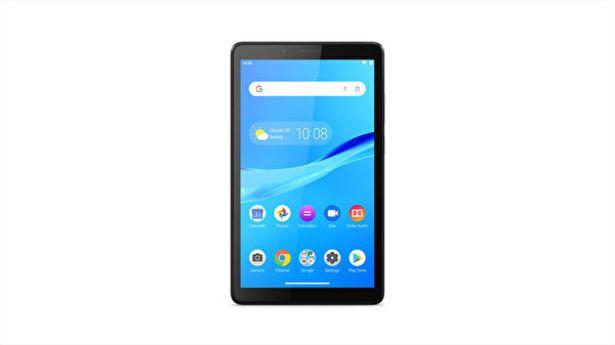 """799 TL fiyatına Lenovo Tab M7 MTK 8321 1.3Ghz 2GB 32GB 7"""" HD And. Pie ZA550238TR Tablet Platin Gri"""