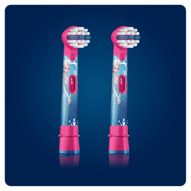 59 TL fiyatına Oral-B EB10 Power Frozen 2'li Yedek Başlık