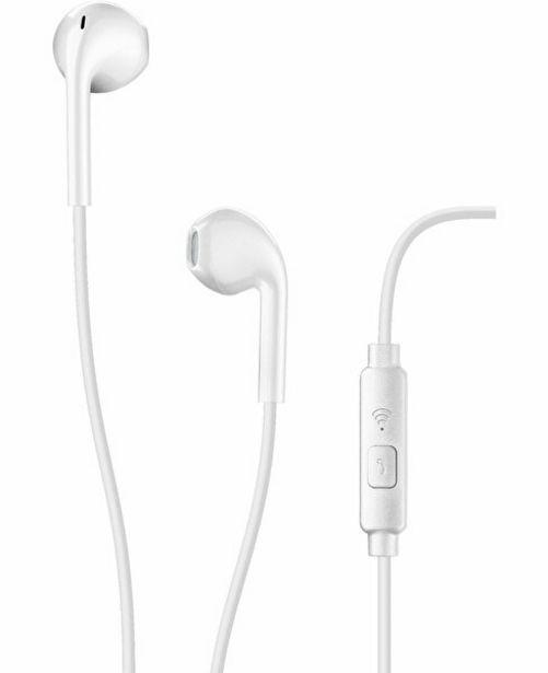 67 TL fiyatına Cellularline Beyaz Live Kulaklık