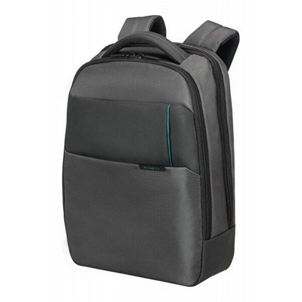 "639 TL fiyatına Samsonite 16N-09-004 14.1"" Antrasit Qibyte Notebook Sırt Çantası"