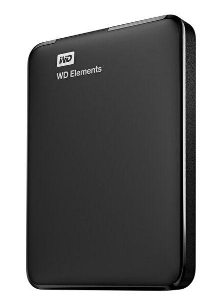 "429 TL fiyatına WD Elements WDBUZG0010BBK 1TB 2.5"" Usb 3.0 Siyah"