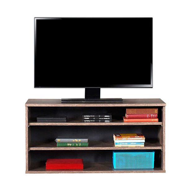 379,9 TL fiyatına Adore Flat Line TVC-300-LL-1 Üç Bölmeli Tv Sehpası Latte