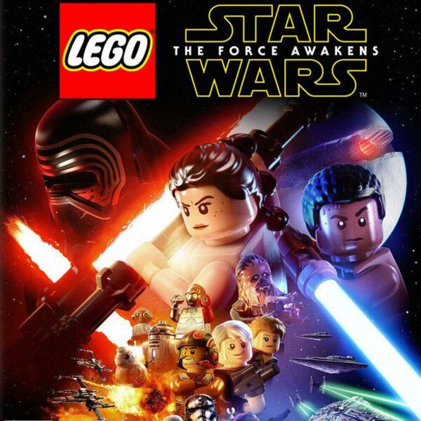 199 TL fiyatına Lego Star Wars: The Force Awakens PS4 Oyun