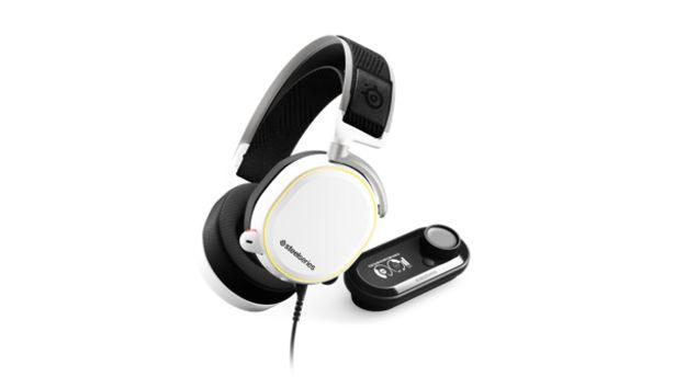 2999 TL fiyatına Steelseries Arctis Pro + Gamedac Hi-Res Oyuncu Kulaklığı - Beyaz