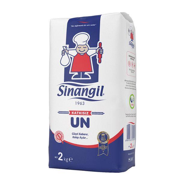 10,9 TL fiyatına Sinangil Un 2 kg