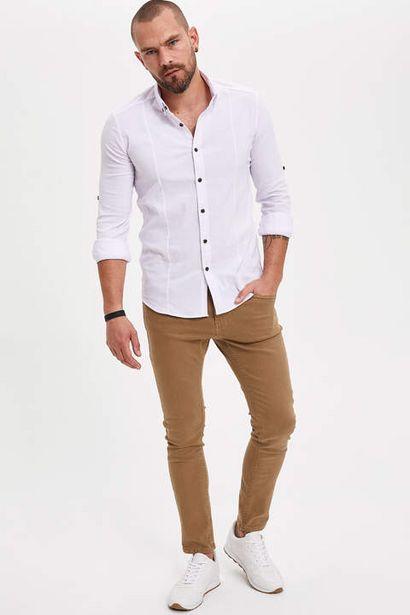 99,99 TL fiyatına Comfort Fit Skinny Pantolon