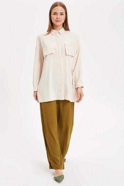 39,99 TL fiyatına Beli Lastikli Pantolon