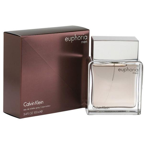380 TL fiyatına Calvin Klein Euphoria Men EDT Erkek Parfüm 100 ml