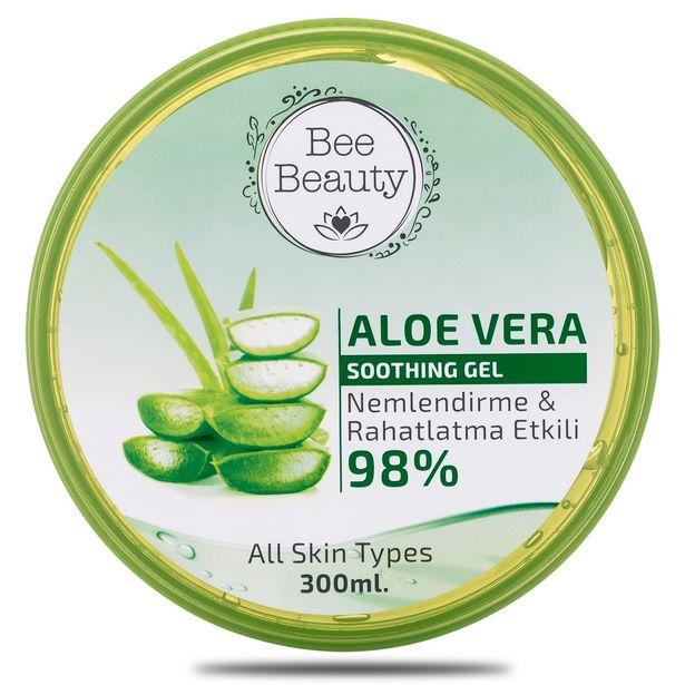 23,5 TL fiyatına Bee Beauty Aloe Vera Jel 300 ml