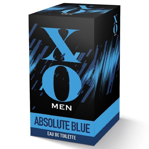 48 TL fiyatına Xo Absolute Blue Men EDT Erkek Parfüm 100 ml