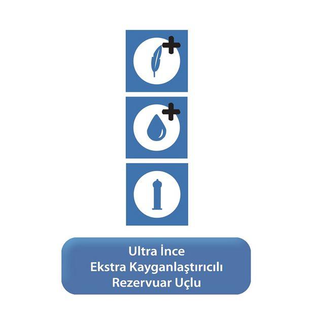 48,5 TL fiyatına Okey Zero Aqua Prezervatif 10'lu