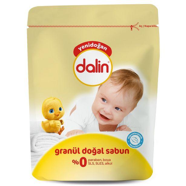 32 TL fiyatına Dalin Granül Sabun 1000 gr