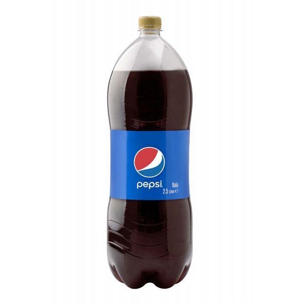 6,95 TL fiyatına PEPSİ 2,5 LT