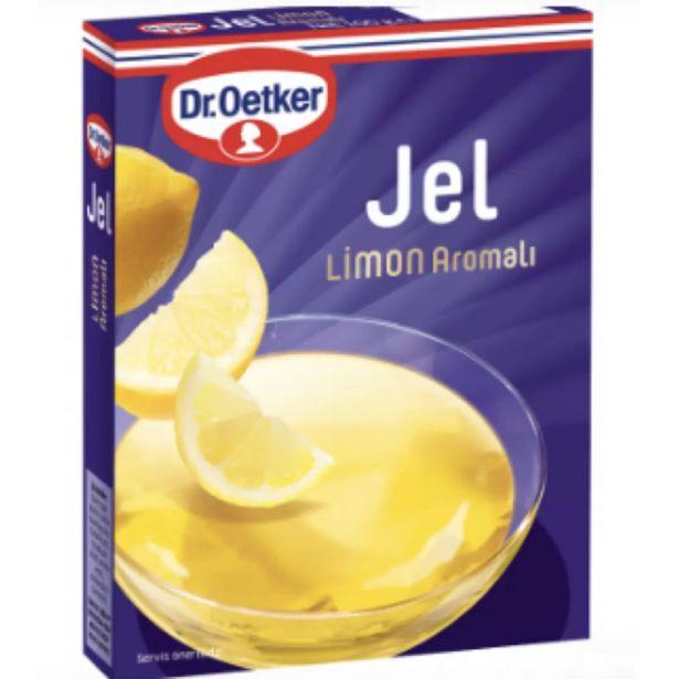 5,95 TL fiyatına Dr.Oetker Limon Aromalı Jel 100 g