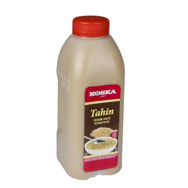 27,99 TL fiyatına Koska Tahin Bidon 550 g