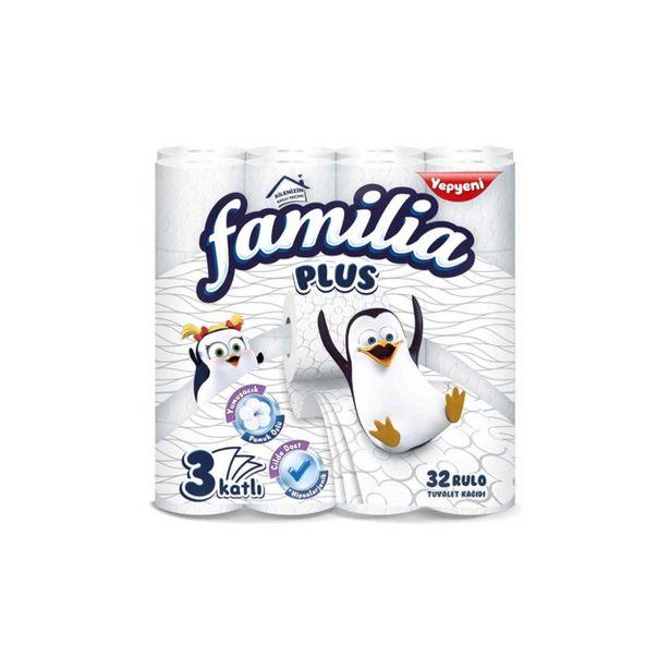 59,95 TL fiyatına Familia Tuvalet Kağıdı 32'Li