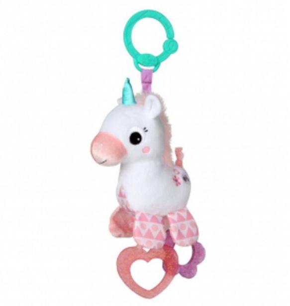 104,99 TL fiyatına Bright Stars SparkleN  Unicorn Askılı Oyuncak