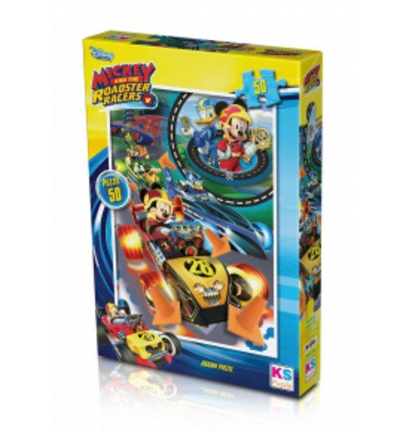 29,99 TL fiyatına Mickey Mouse 50 Parça Puzzle