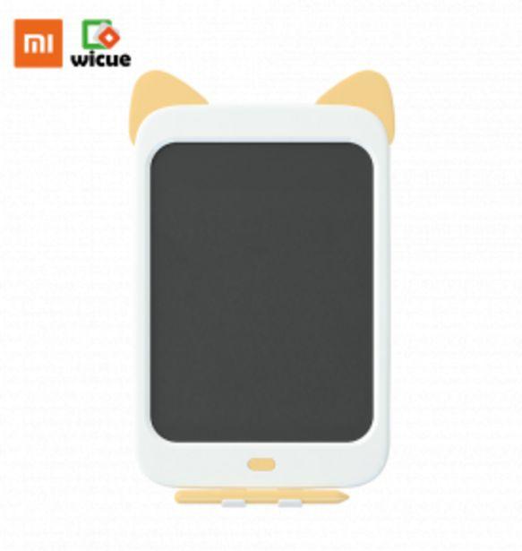 169,9 TL fiyatına Xiaomi Wicue 10 Sarı Kedi Lcd Dijital Renkli Çizim Tableti