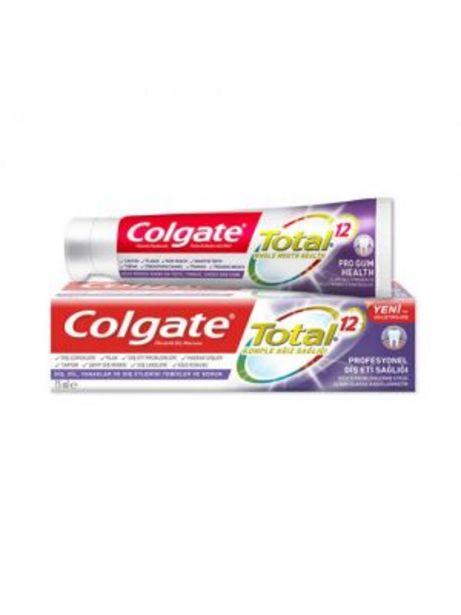 44,95 TL fiyatına Colgate Total Profesyonel Diş Eti Sağlığı Diş Macunu 75 ml