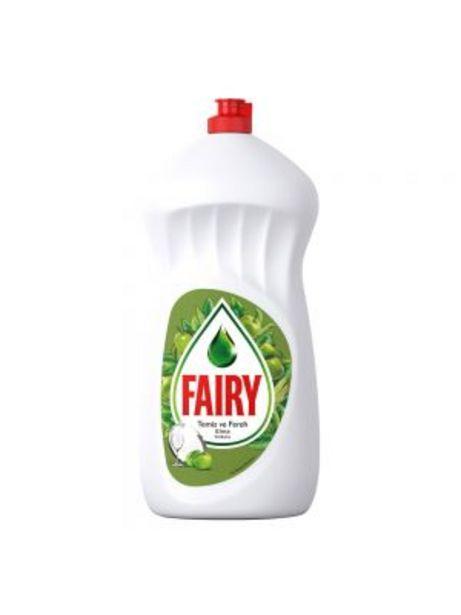 18,95 TL fiyatına Fairy 1350 ml Sıvı Bulaşık Deterjanı Elma