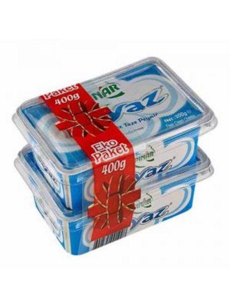 20,5 TL fiyatına Pınar Beyaz Avantaj Paketi 2x200 g