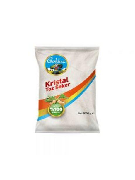 23,95 TL fiyatına Gökkız Kristal Toz Şeker 5 Kg