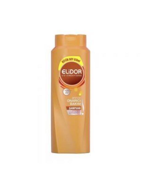 22,95 TL fiyatına Elidor Onarıcı Bakım ve Yeniden Yapılandırıcı Şampuan 650 ml