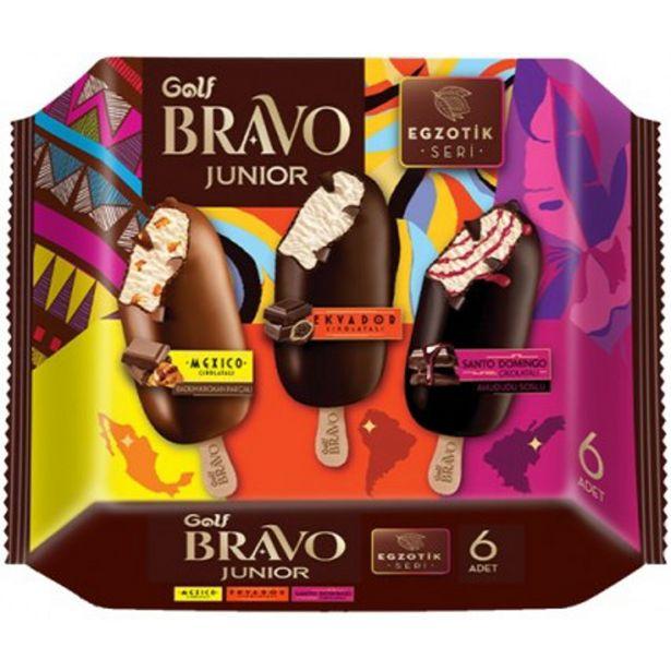 26,95 TL fiyatına Golf Bravo Egzotik Seri Dondurma 360 ML