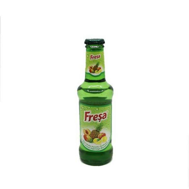 1,5 TL fiyatına Freşa Meyveli Soda Karışık 200 Ml
