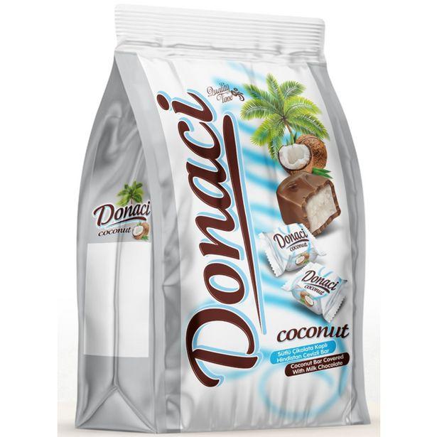 38,95 TL fiyatına Evliya Donacı Çikolata Kaplı Hindistan Cevizli Bar 1 Kg