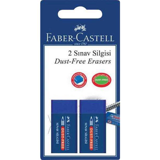 9,95 TL fiyatına Faber Castell Sınav Silgisi 2 Adet