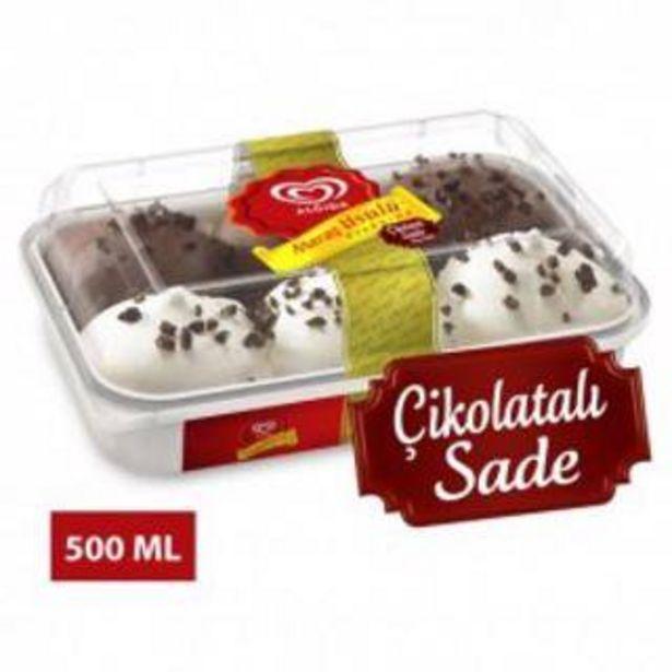 17,9 TL fiyatına Algida Maraş 500 ML Sade & Kakao