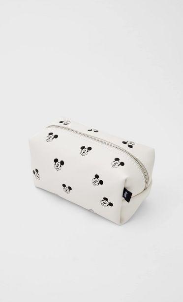 99,95 TL fiyatına Mickey Mouse işlemeli makyaj çantası