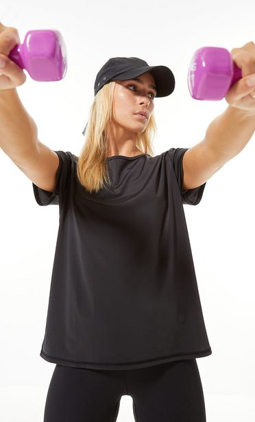 179,95 TL fiyatına Cool touch teknik spor t-shirt