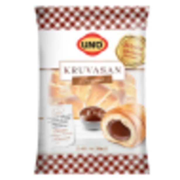 14,75 TL fiyatına Uno Çikolatalı Kruvasan 300 gr