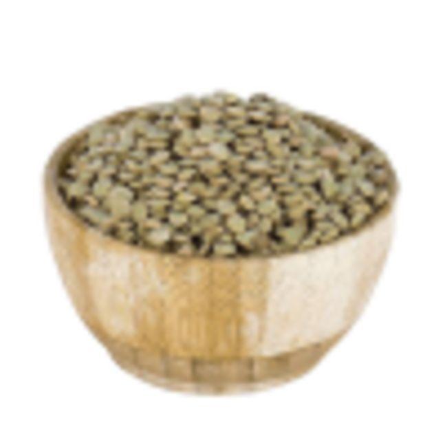 18,95 TL fiyatına Mercimek Yeşil kg