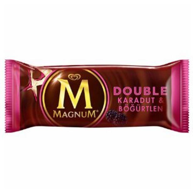 7,5 TL fiyatına Magnum Double Karadut Böğürtlen 95 Ml