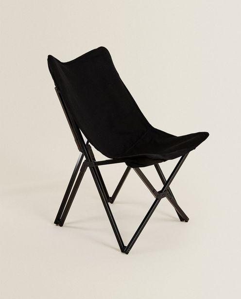 699,95 TL fiyatına Katlanabilir Alüminyum Ve Kanvas Sandalye