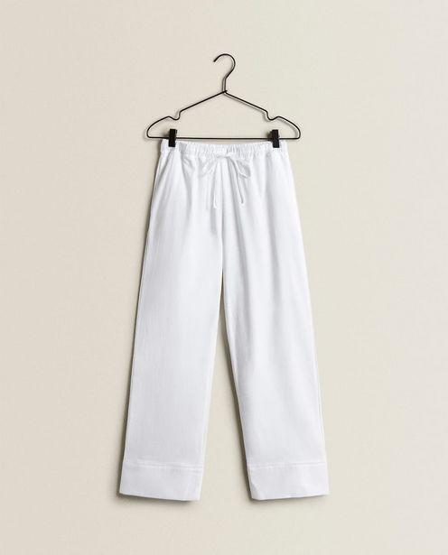 199,95 TL fiyatına Pamuklu Pantolon