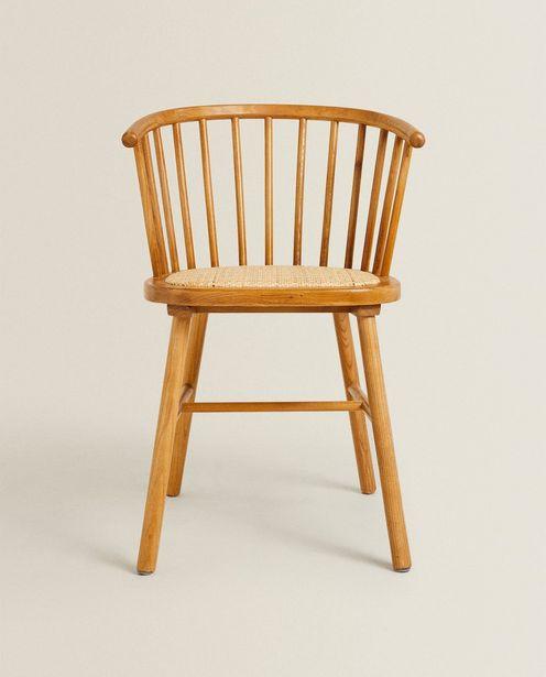 1319,95 TL fiyatına Rattan Oturakli Dişbudak Ağaci Sandalye