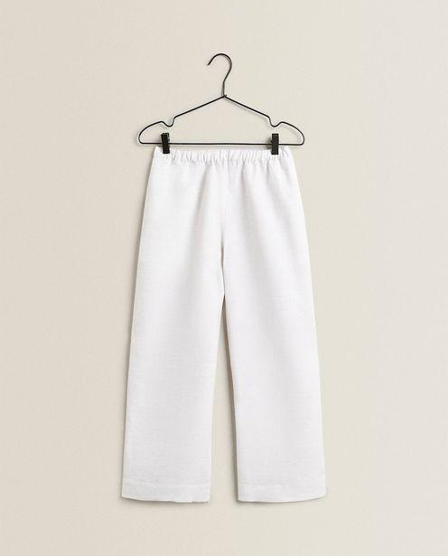 299,95 TL fiyatına Crop Fit Pantolon